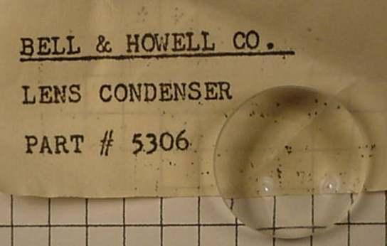 Condenser lens, 5306, Glass